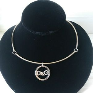 D&G NECKLACE..100% AUTHENTIC